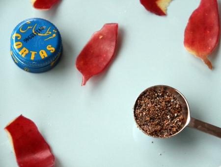 Orange Blossom Applesauce - Ingredients