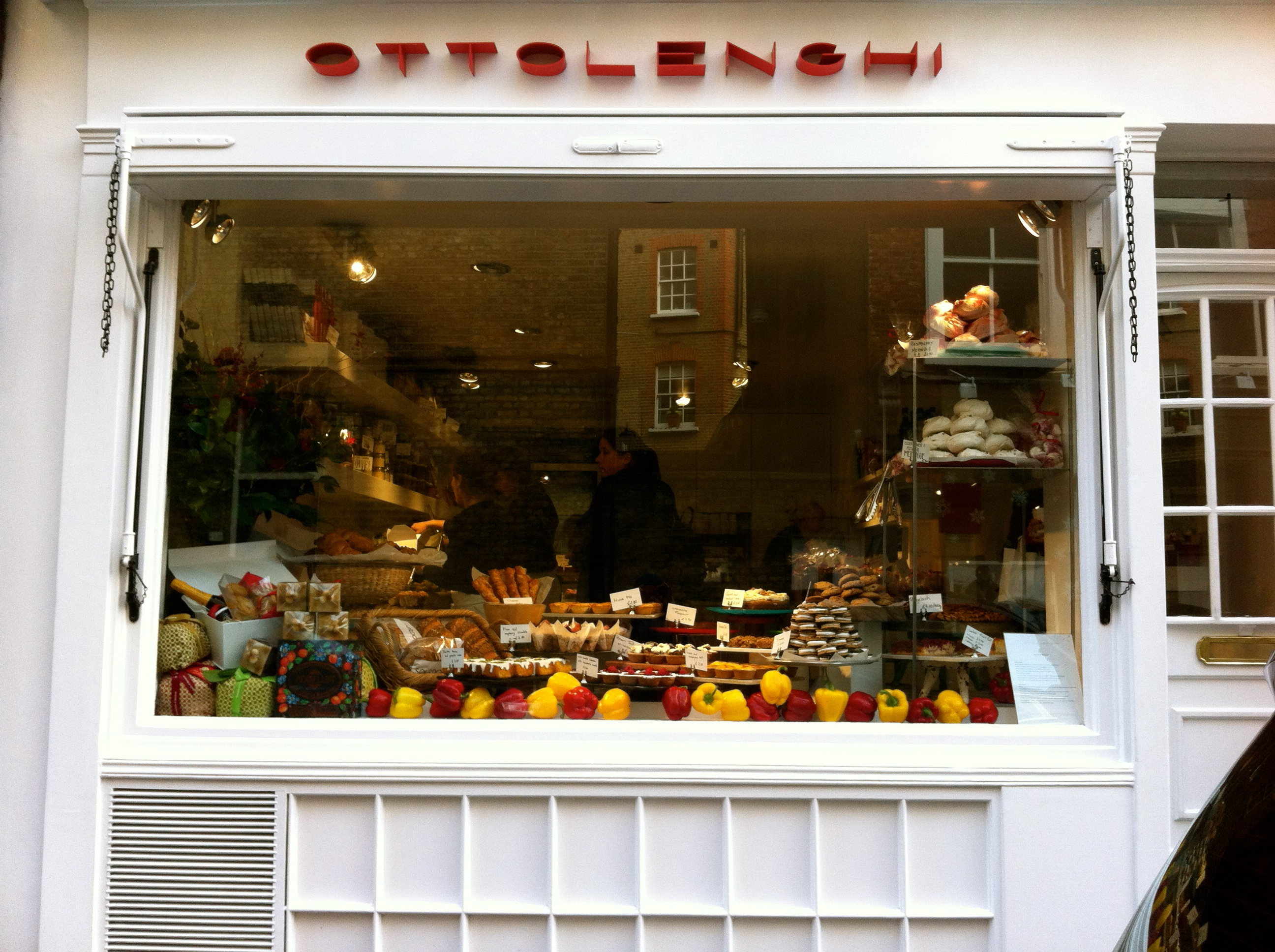 Ottolenghi: 301 Moved Permanently