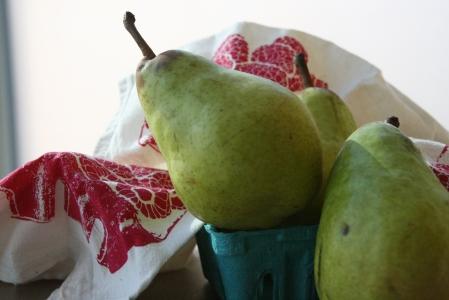 Good pears
