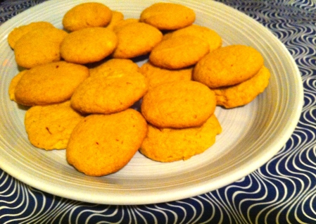 Saffron Vanilla Snickerdoodles