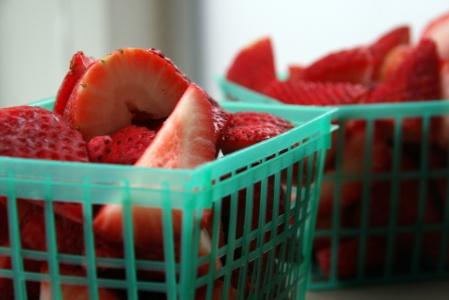 Good strawberries