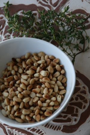 Good pine nuts