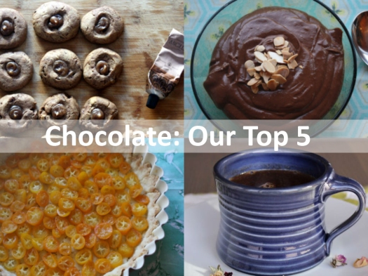 Chocolate Top 5 Final