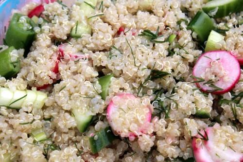 Good quinoa